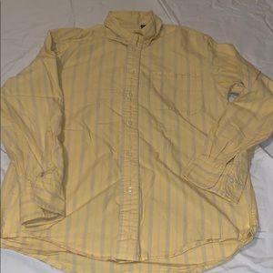 5/$20 Men's Izod long sleeve shirt